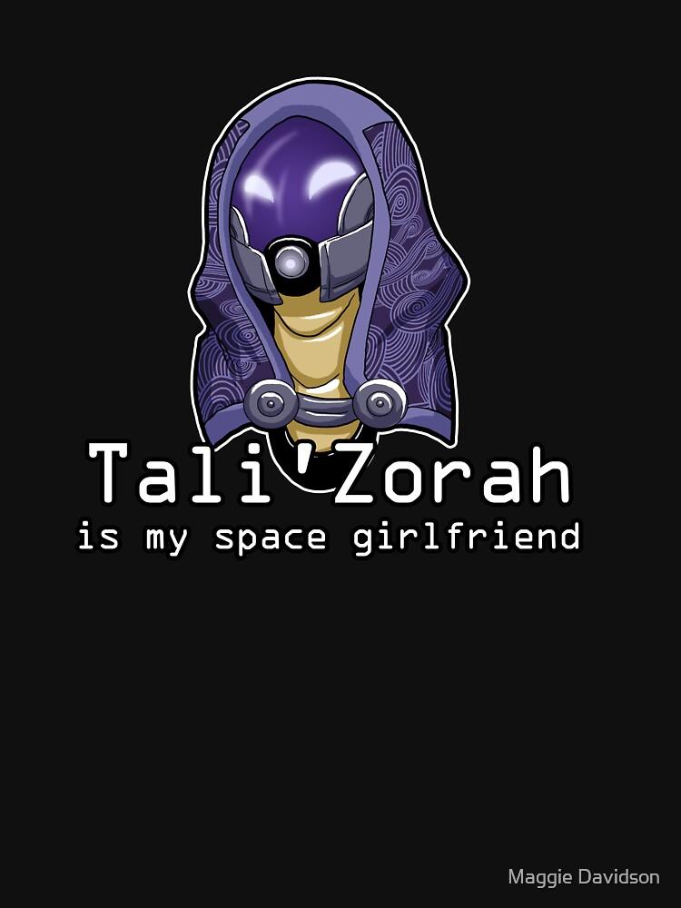 Tali is My Space Girlfriend by reidavidson