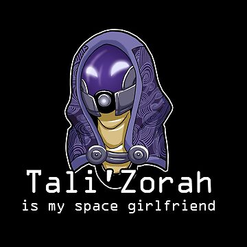 Tali is My Space Girlfriend by reidavidson