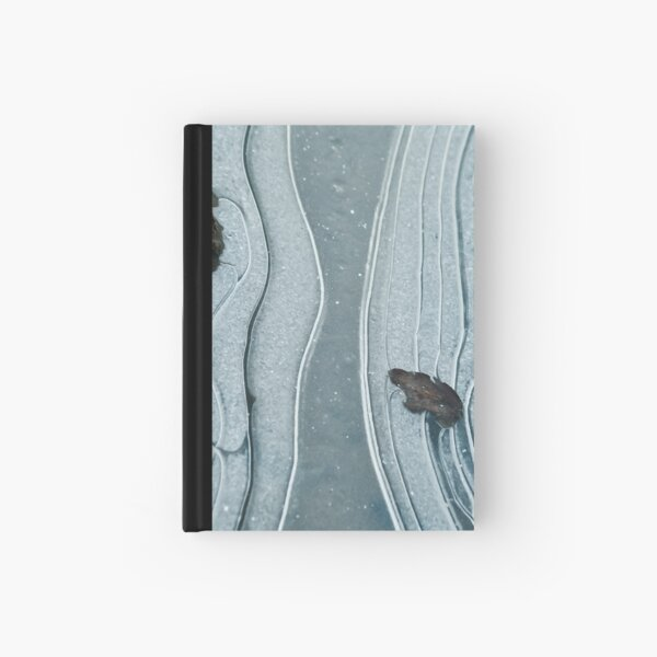 Road Ice Hardcover Journal