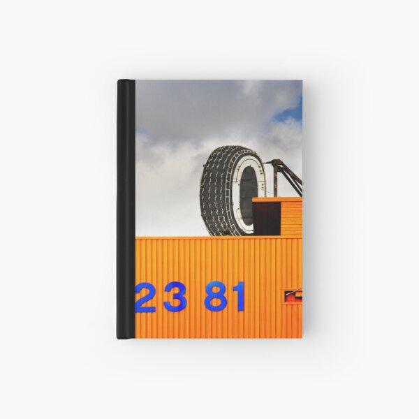 23 81 Hardcover Journal