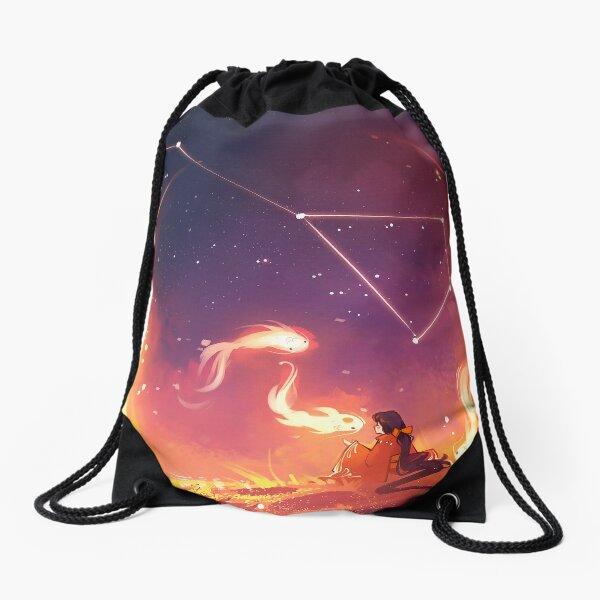 Sky Dancer Drawstring Bag