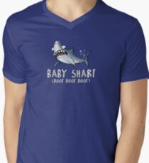 Baby Shart Men's V-Neck T-Shirt