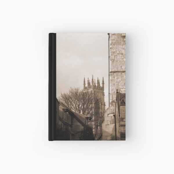 Minster View Sepia Hardcover Journal