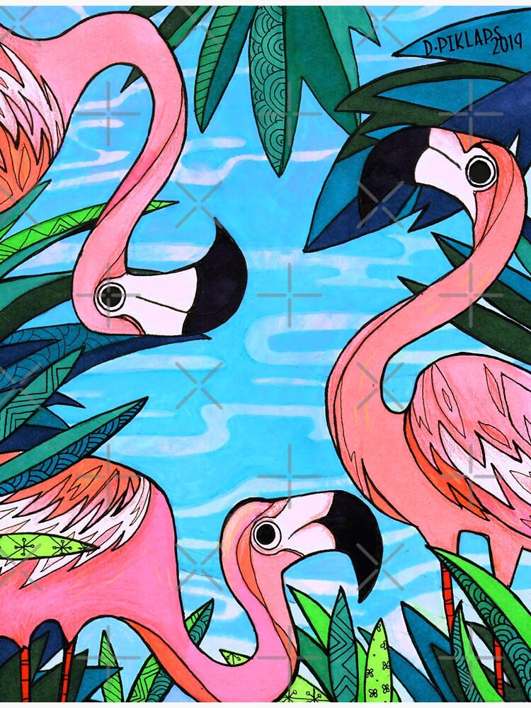 Miami (Flamingo Beach Party) by DPKLPS