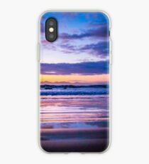 Dreamy sunrise iPhone Case
