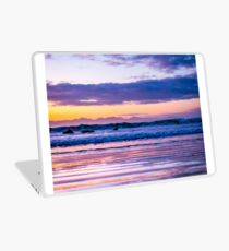 Dreamy sunrise Laptop Skin