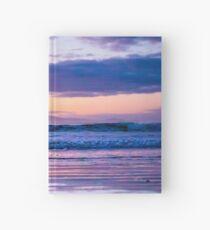 Dreamy sunrise Hardcover Journal