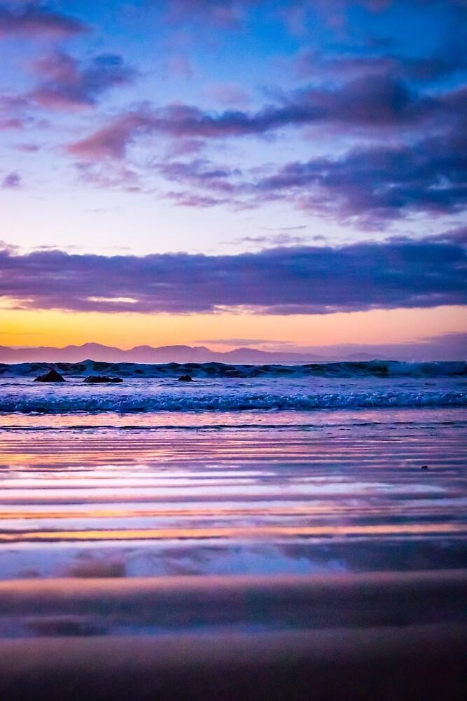 Dreamy sunrise by Aiin Ojani