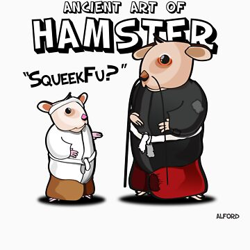 Hamsters - SqueekFu by alford