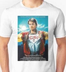 80er Jahre Teen Wolf Unisex T-Shirt