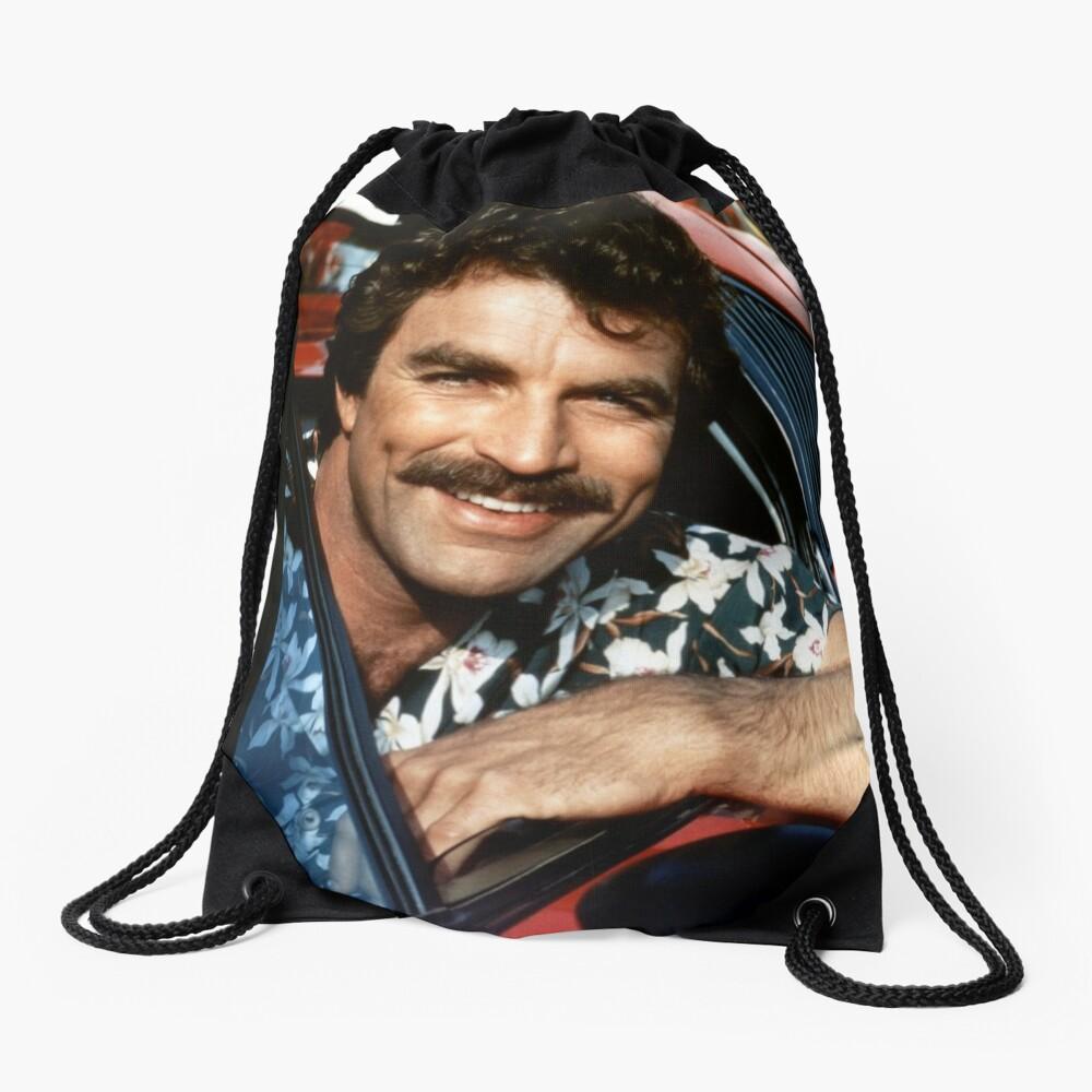 Thomas Magnum P.I Drawstring Bag