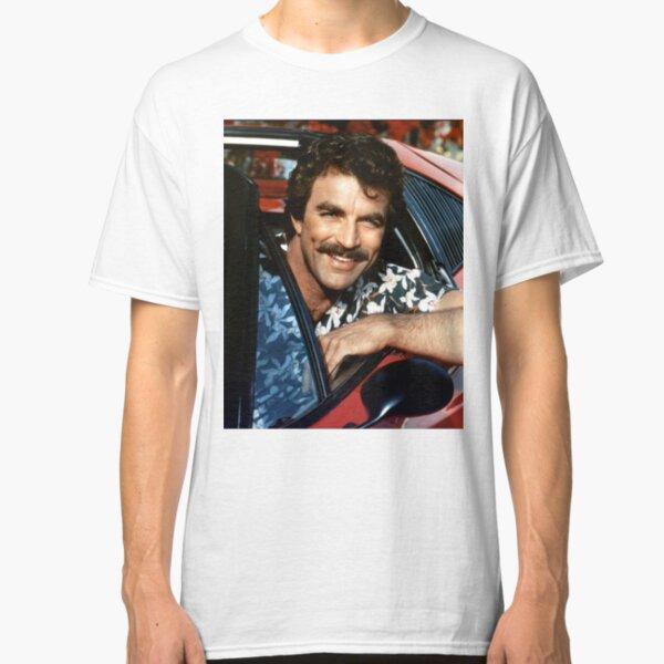 Thomas Magnum P.I Classic T-Shirt