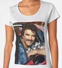Thomas Magnum P.I Women's Premium T-Shirt