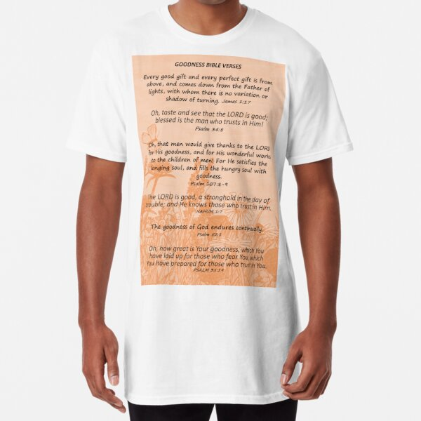Bible Verses About Goodness Gifts & Merchandise | Redbubble