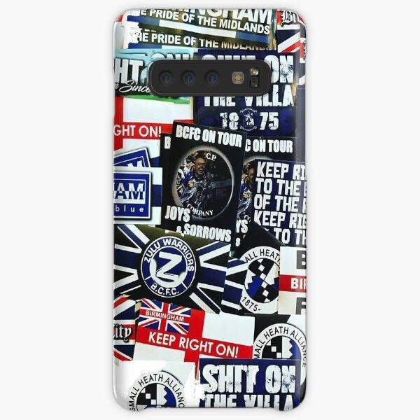 Birmingham City FC Multiple Stickers - Zulu Warriors Small Heath Alliance,Keep Right On Samsung Galaxy Snap Case