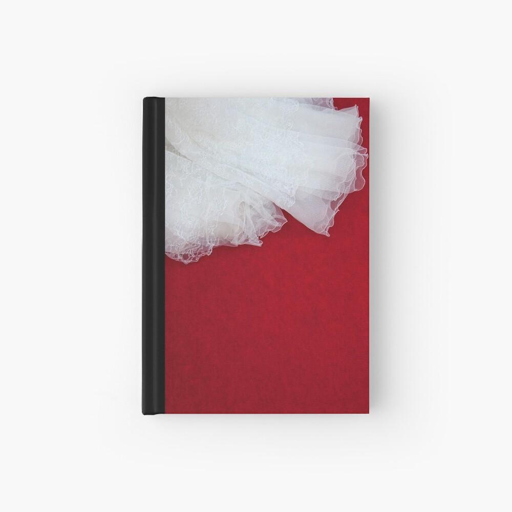 Wedding Dress Detail - Tres Hardcover Journal