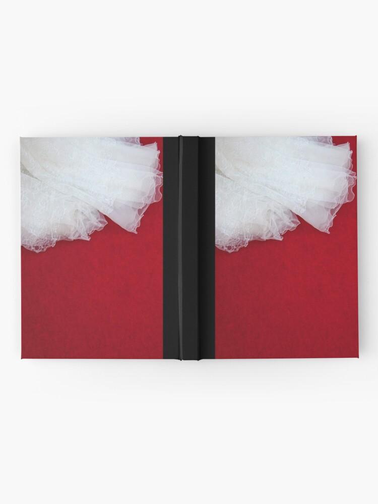 Alternate view of Wedding Dress Detail - Tres Hardcover Journal