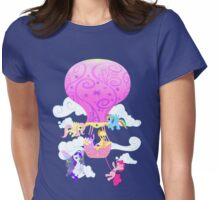 Balloon Buddies Womens Fitted T-Shirt