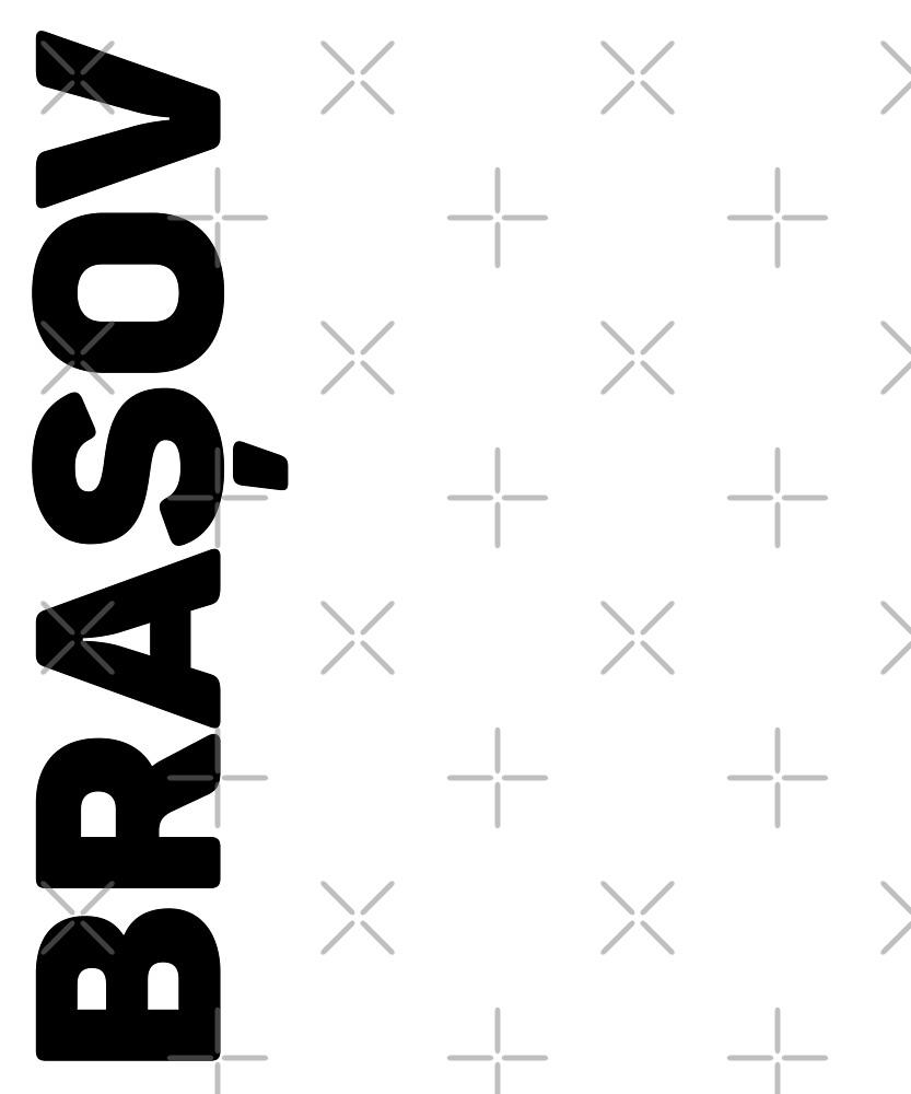 Brasov T-Shirt by designkitsch