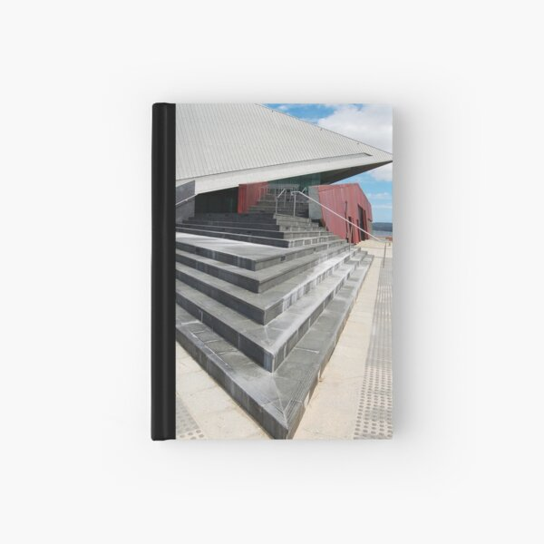 Albany Entertainment Centre Hardcover Journal