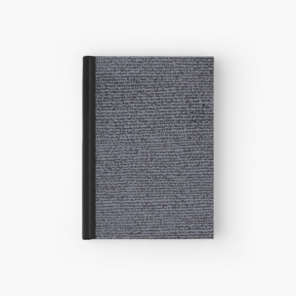 """Dictionary 39"" (medicate-modernise) Hardcover Journal"