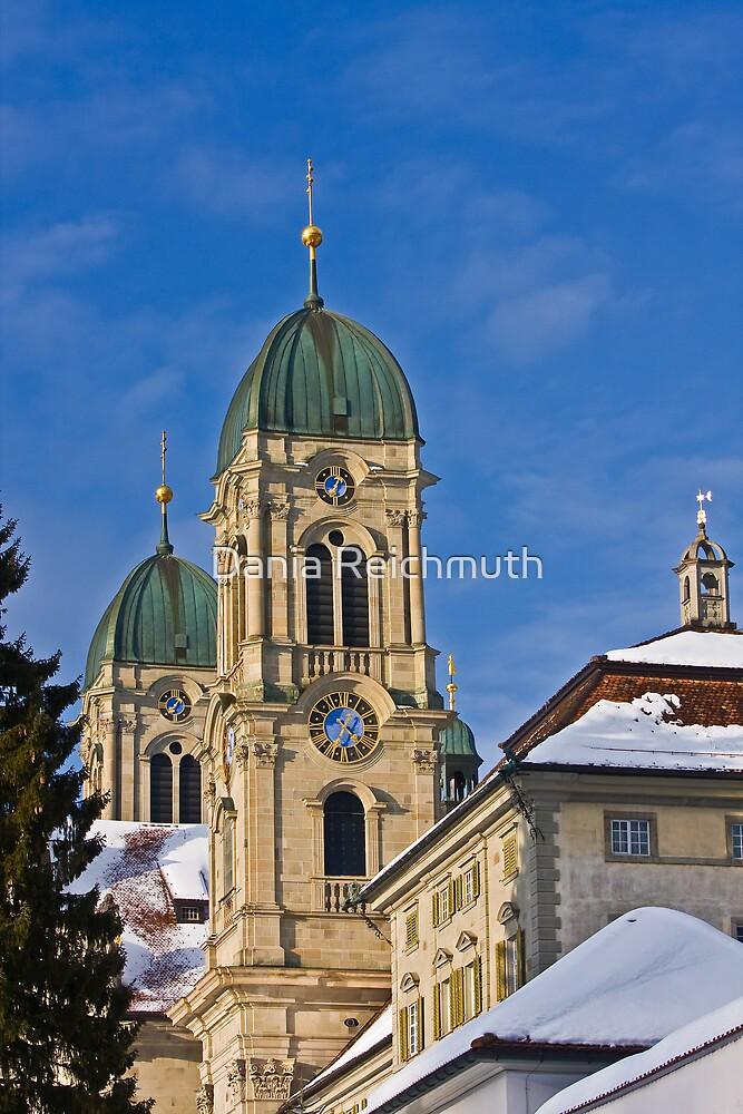 Kloster Einsiedeln  (Abbey) Switzerland by Dania Reichmuth