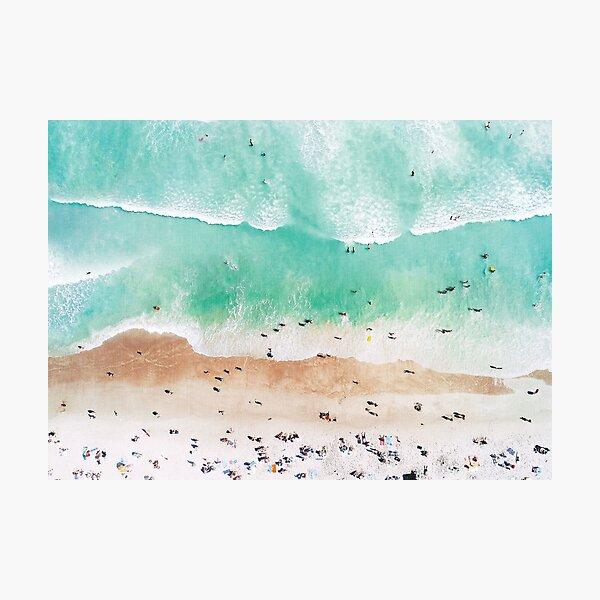 Beach Mood Photographic Print