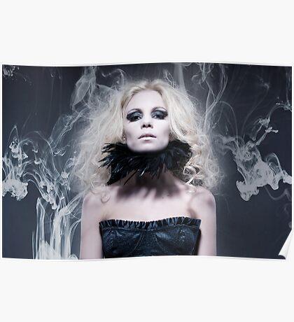 FASHION SMOKE Poster