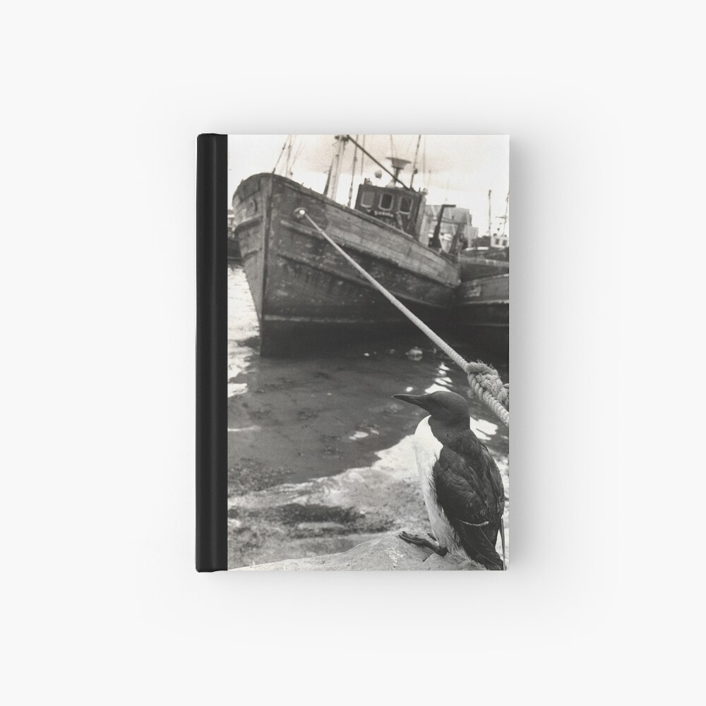 Bird on a Wire Hardcover Journal