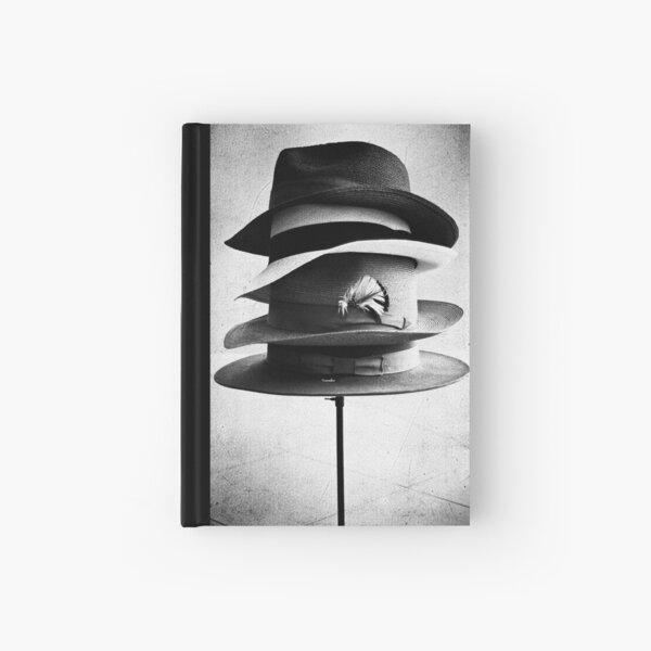 Fedora Collection Hardcover Journal
