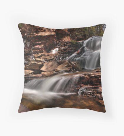 Shawnee Falls Throw Pillow