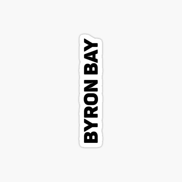 Byron Bay Sticker