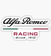 Alfa Romeo Racing Formula 1 2019 Sticker