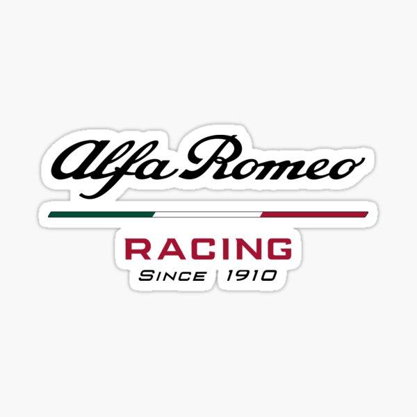 Alfa Romeo Racing Fórmula 1 Pegatina