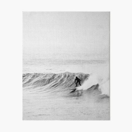 Surf Time Art Board Print