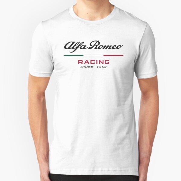 Alfa Romeo Racing Formula 1 2019 Slim Fit T-Shirt