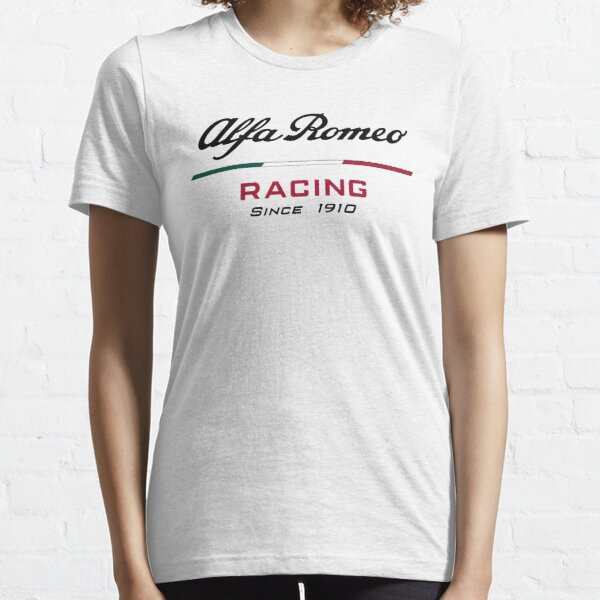 Alfa Romeo Racing Formula 1 Essential T-Shirt