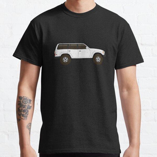 fj80 Land Cruiser Classic T-Shirt