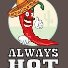 Chili Pepper | Always Hot by cadcamcaefea