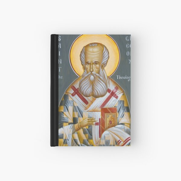 St Gregory the Theologian Hardcover Journal