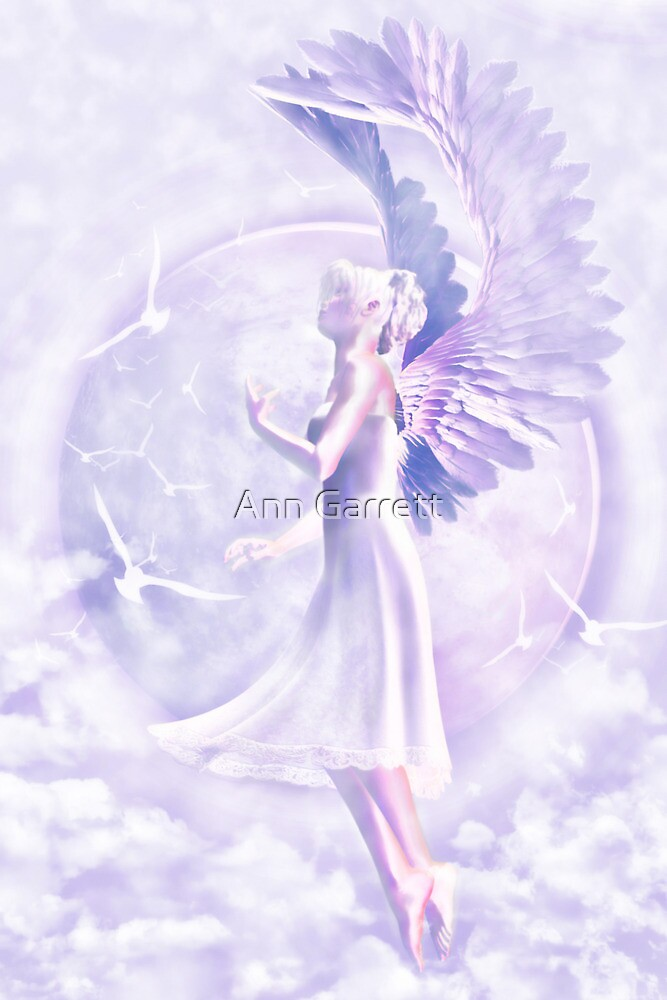 Angel by Ann Garrett