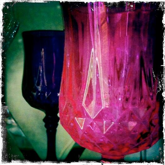 Goblets by Richard Pitman