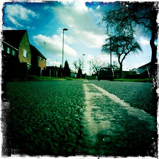 Street Level by Richard Pitman