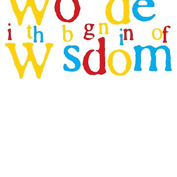Spiritual Quote: Wonder Is The Beginning Of Wisdom by jazzworldquest