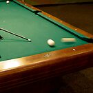Pool Shark - #1 Ball, Corner Pocket by Buckwhite