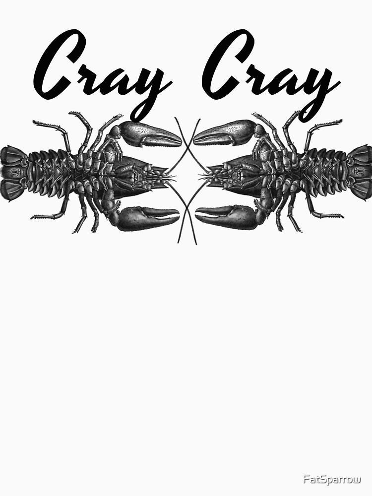 Cray Cray Lobster Twins by FatSparrow