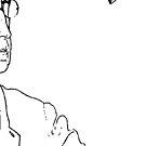 Salvador Dali Portrait Of Manuel de Falla, 1925 Artwork Reproduction, Design, Tshirts, Posters, Jerseys by Art-O-Rama ®