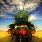 Rail Roaded by Kym Howard