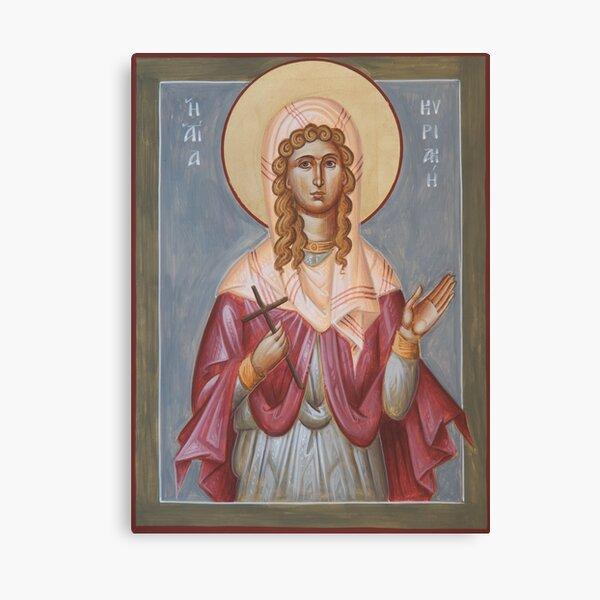 St Kyriaki Canvas Print