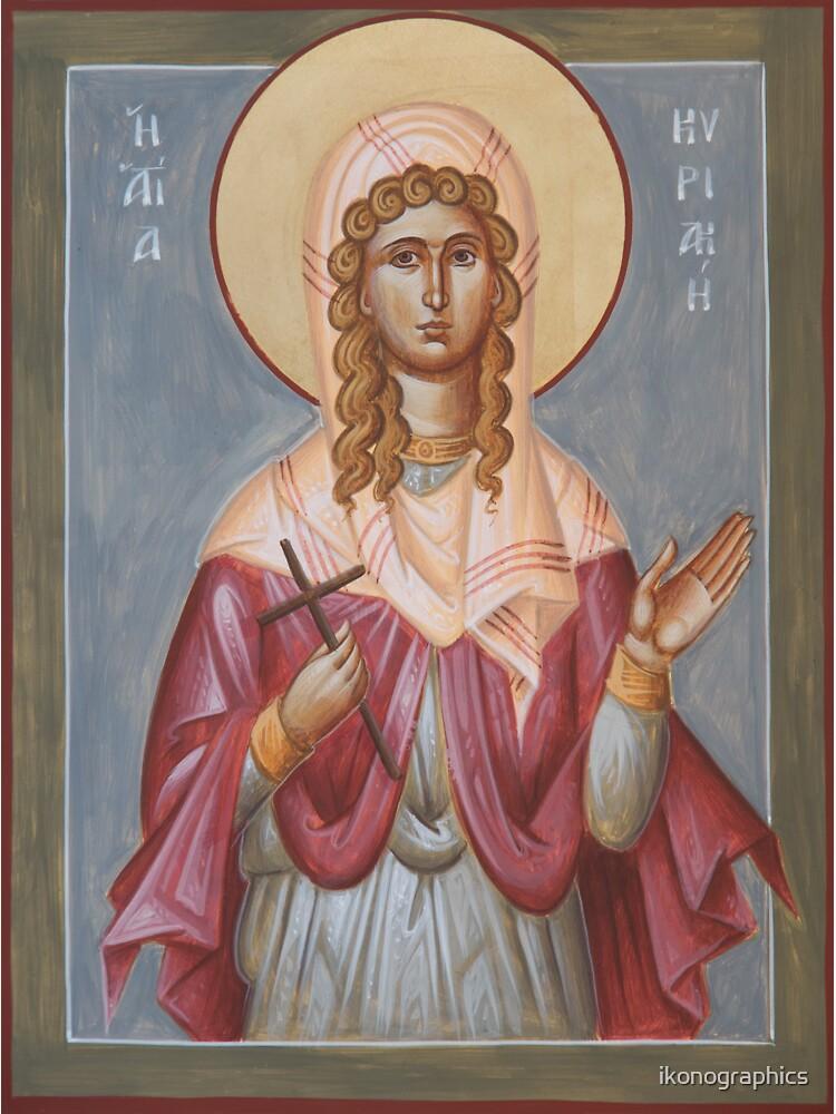 St Kyriaki by ikonographics
